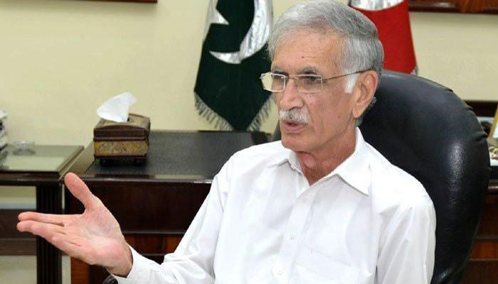 PML-N won Nowshera election by rigging, claims Pervez Khattak