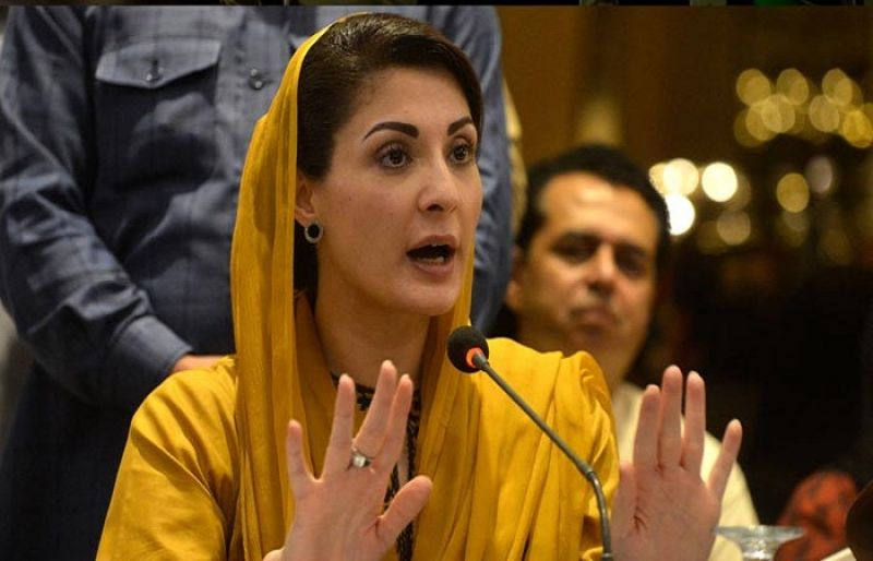 Opposition parties agreed on holding long march: Maryam Nawaz