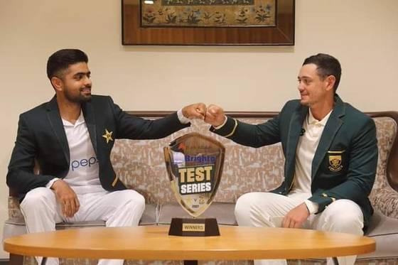 Karachi: South Africa bat in first Pakistan Test