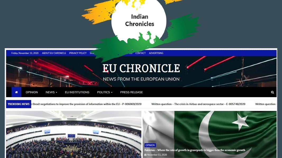 EU DisinfoLab exposes another fake Indian forum