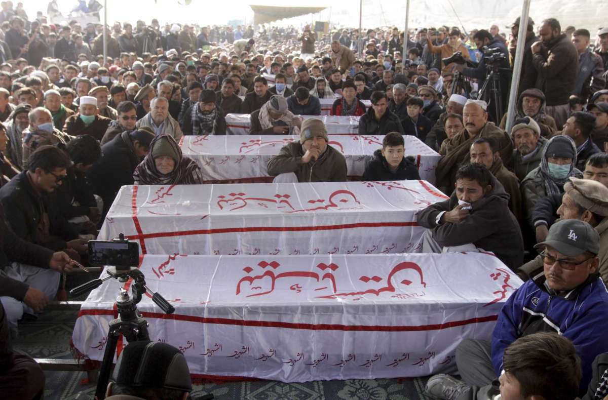 Hazara community ends sit-in after successful negotiations with Govt