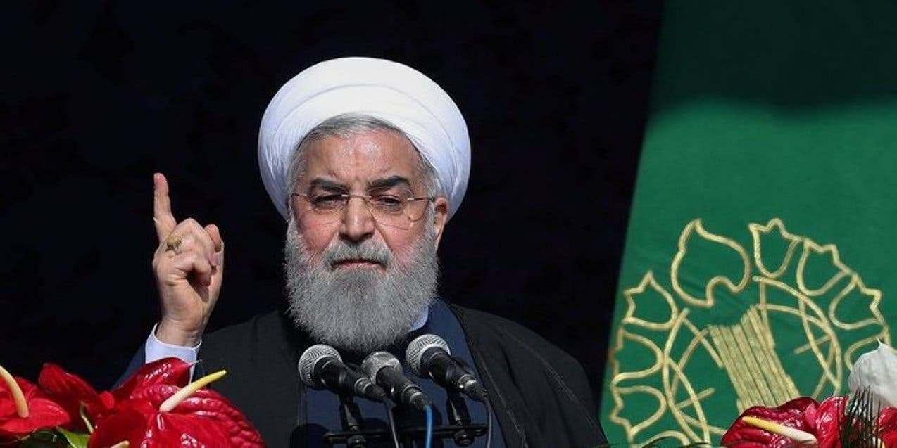 Iran's Rouhani says Western democracy 'fragile, vulnerable' 1