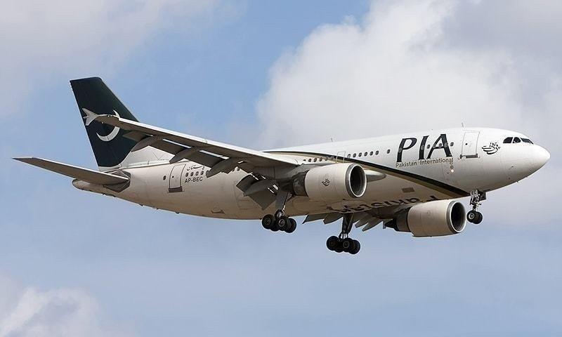 Malaysian authorities seize PIA Boeing 777 at Kuala Lumpur Airport