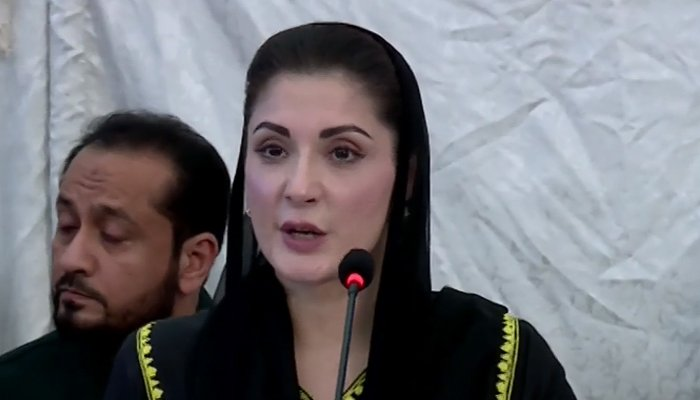 I have videos of missing Daska election officers: Maryam Nawaz