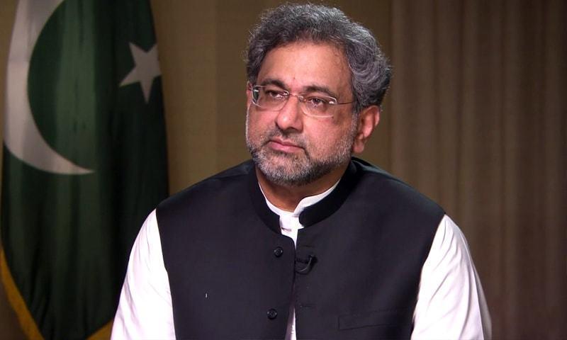 Shahid Khaqan Abbasi blames PM Imran, cabinet for sugar crisis