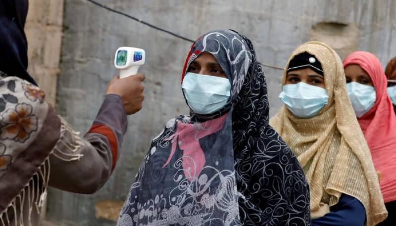 Pakistan reports 2,357 coronavirus cases, 58 deaths in 24 hours