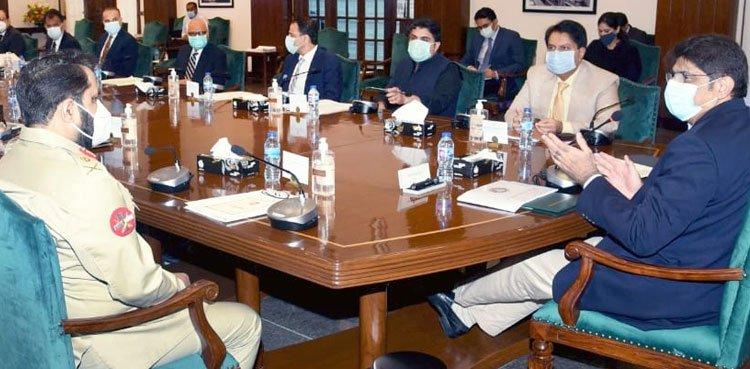 Sindh Apex Committee to meet on Jan 25