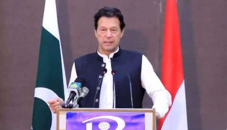 PM Imran gets briefing over electronic voting process