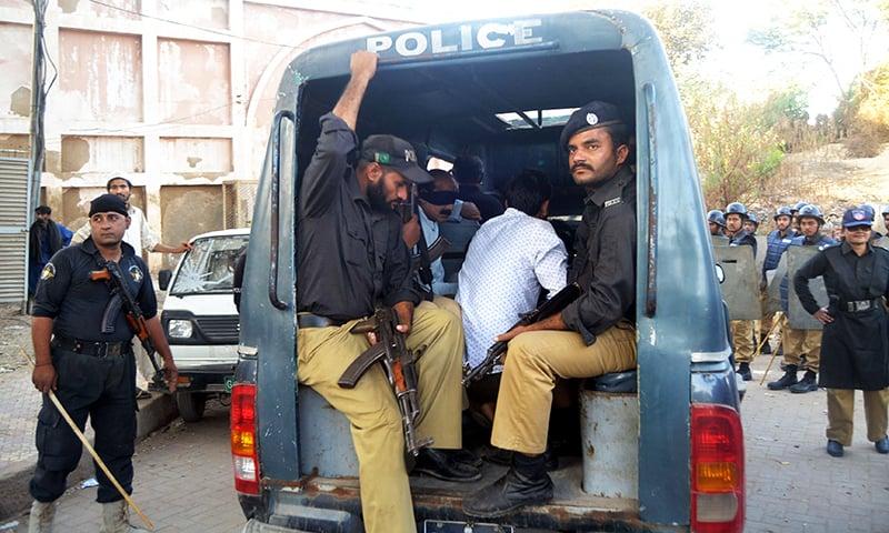 MQM-L hitmen involved in Karachi political killings: investigators