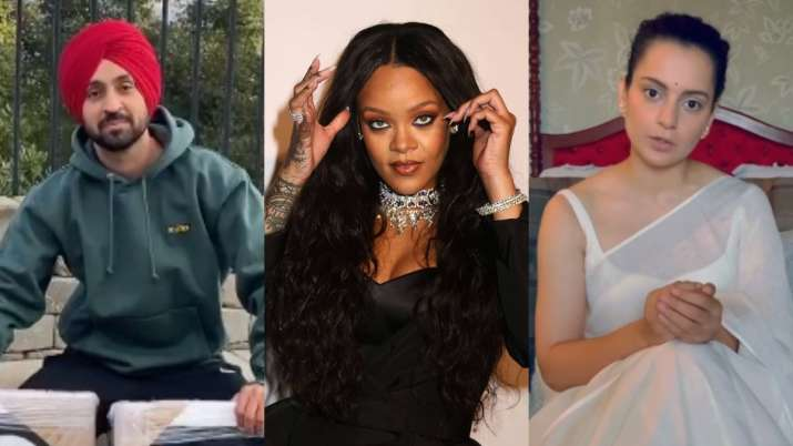 Bollywood stars react to Rihanna's tweet supporting Indian farmers