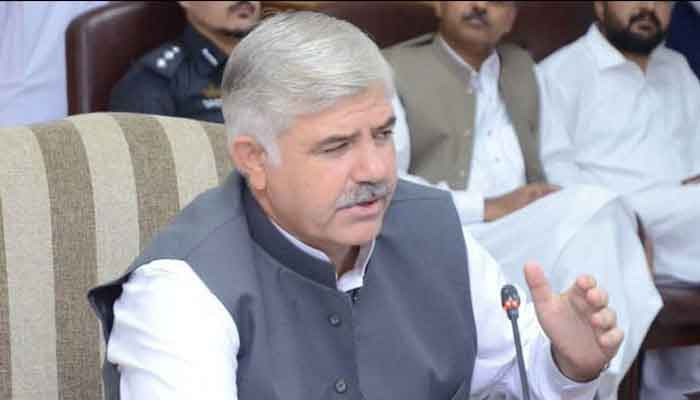 CM denies rumors regarding differences in party over Senate tickets