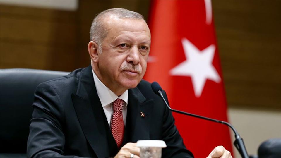 Perhaps it's time to discuss new constitution for Turkey, says Erdogan