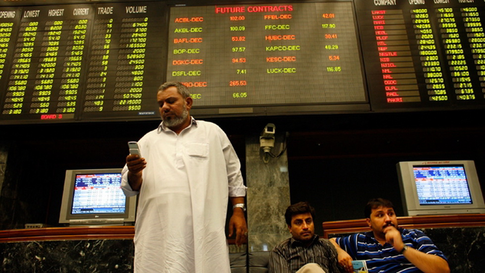 Pakistan Stock Exchange ranks fifth among world's best performing markets