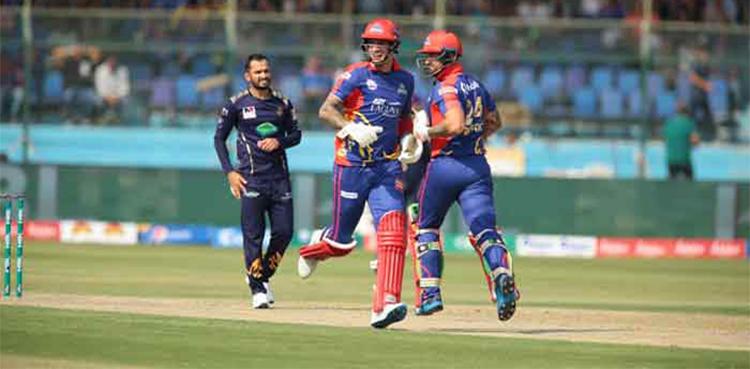 Quetta Gladiators set 122-run target for Karachi Kings in PSL 2021 opener