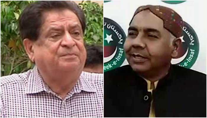 Supporters of PTI's Liaquat Jatoi, Saifullah Abro clash in Larkana