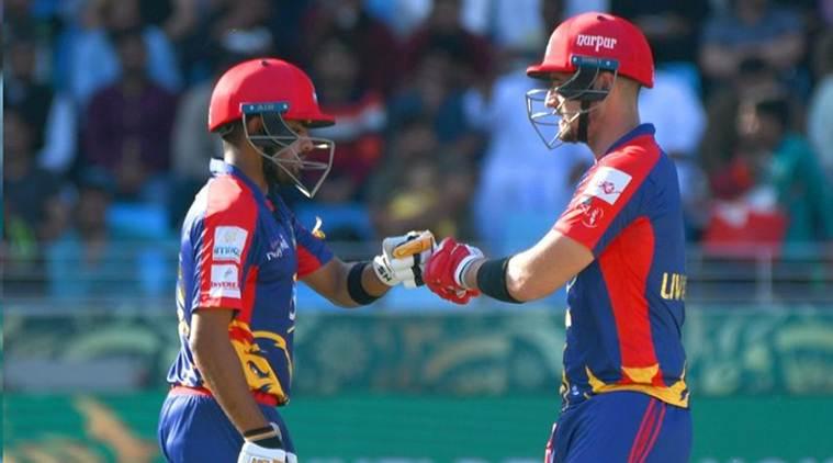 PSL 6: Karachi Kings 103/3 in 15 overs against Multan Sultans