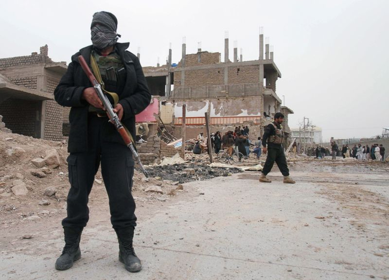 Car bomb kills at least 7, injures 53 in Afghan Herat province