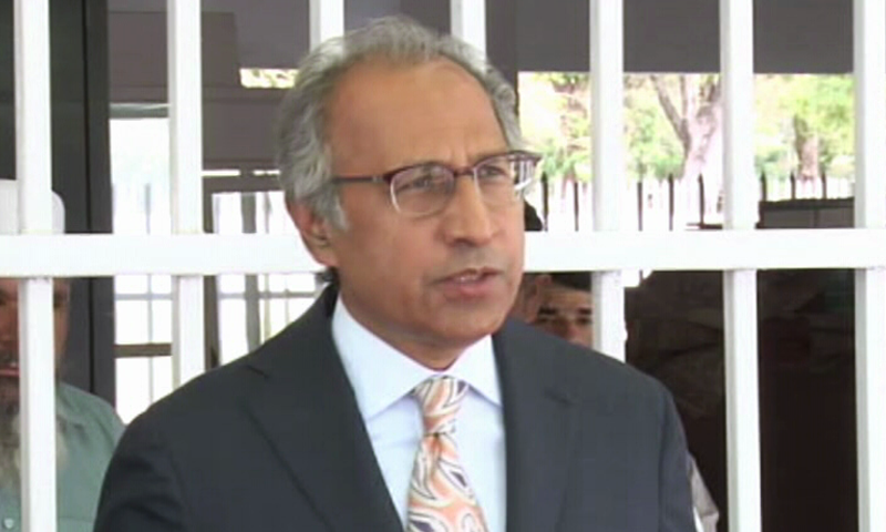 Hafeez Shaikh tests positive for coronavirus: Hammad Azhar