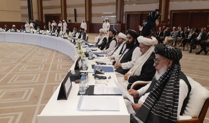 Following Moscow summit, Afghan government, Taliban agree to expedite peace talks