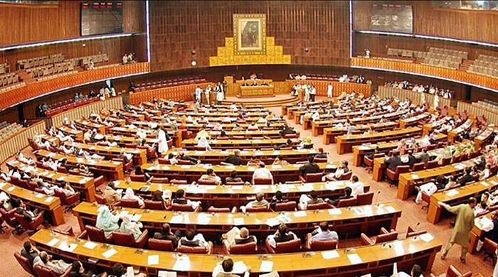 Opposition to bring no-confidence motion against NA deputy speaker on June 18