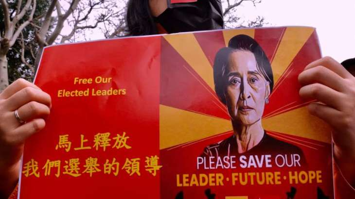 Ousted Myanmar leader Suu Kyi hit with two new criminal charges