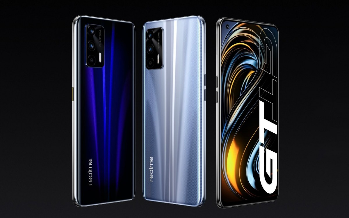 Realme GT 5G unveiled with Snapdragon 888, 120Hz AMOLED display