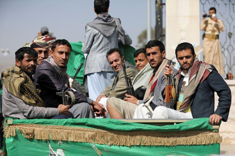 US blacklists two leaders of Yemen's Houthi movement