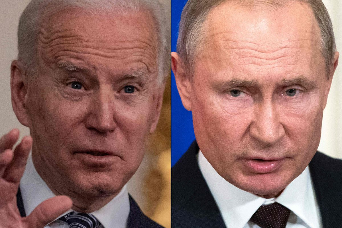 Putin's offer of a call with Biden was to save ties: Kremlin