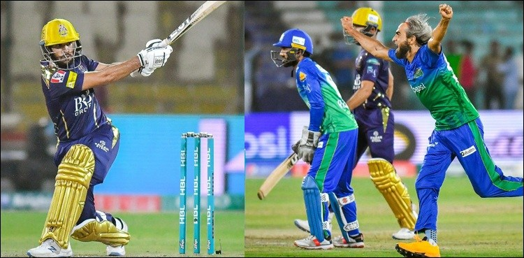 PSL-6: Multan Sultans set 184 runs target for Quetta Gladiators