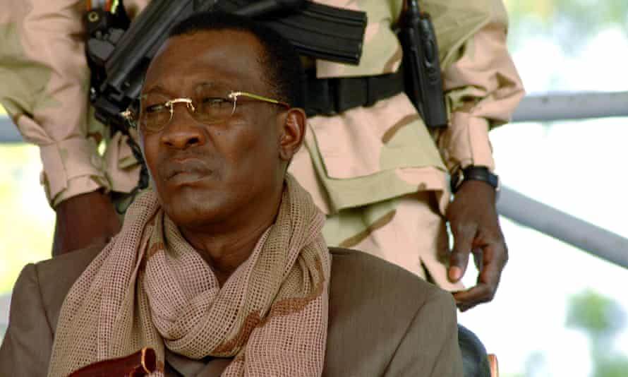 Military says Chad's president killed on battlefield