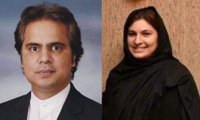 Daska by elections: PTI's Ali Asjad Malhi congratulates PML-N's Nosheen Iftikhar for NA-75 win