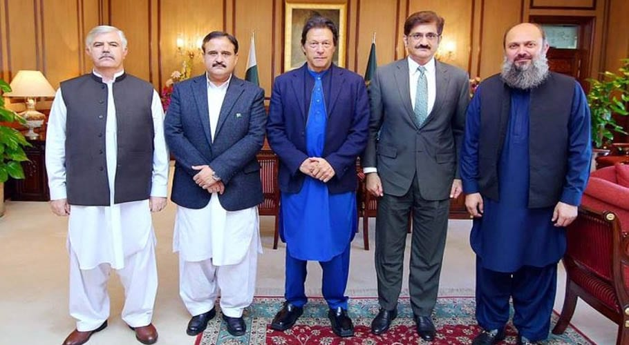 PM Imran to chair CCI meeting today