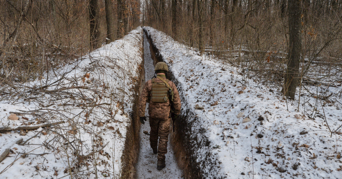 Russian security service detains Ukraine diplomat