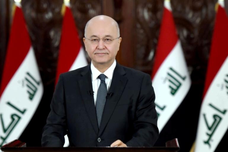Saudi Arabia, Iran held talks more than once in Iraq: Iraqi president