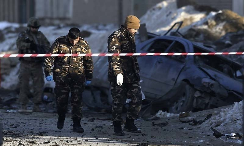 At least 11 killed as roadside bomb hits bus in Afghanistan: ministry