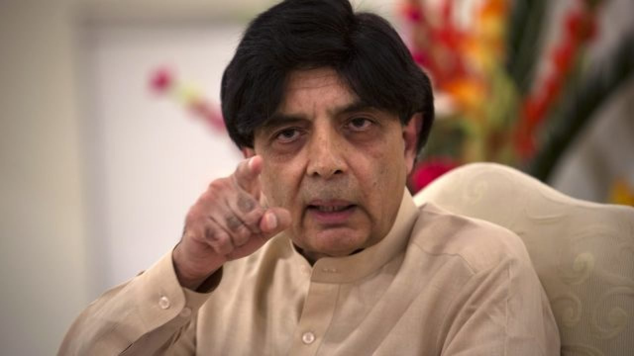Chaudhry Nisar takes oath as member of Punjab Assembly