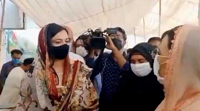 Dr Firdous Ashiq Awan defends tirade against AC Sialkot Sonia Sadaf