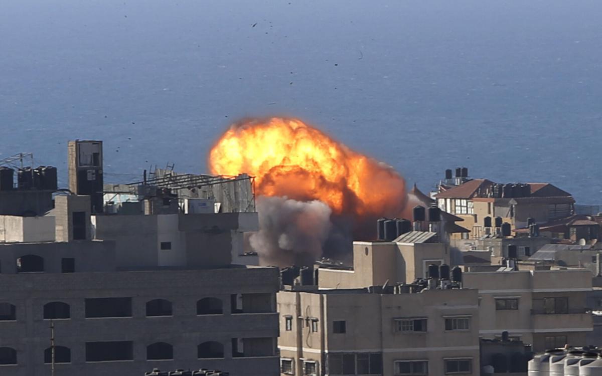 UN urges 'political process' amid Gaza reconstruction