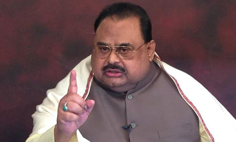 MQM founder Altaf Hussain to be on trial in UK next year for hate speech