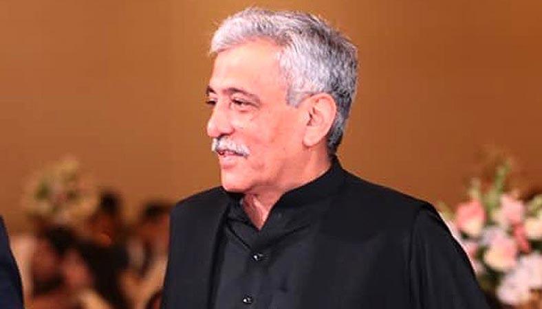 PM Imran Khan did not mention Justice Qazi Faez Isa's name: Bashir Memon