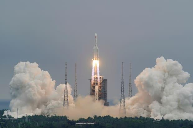 Out-of-control Chinese rocket expected to fall to Earth in the coming days