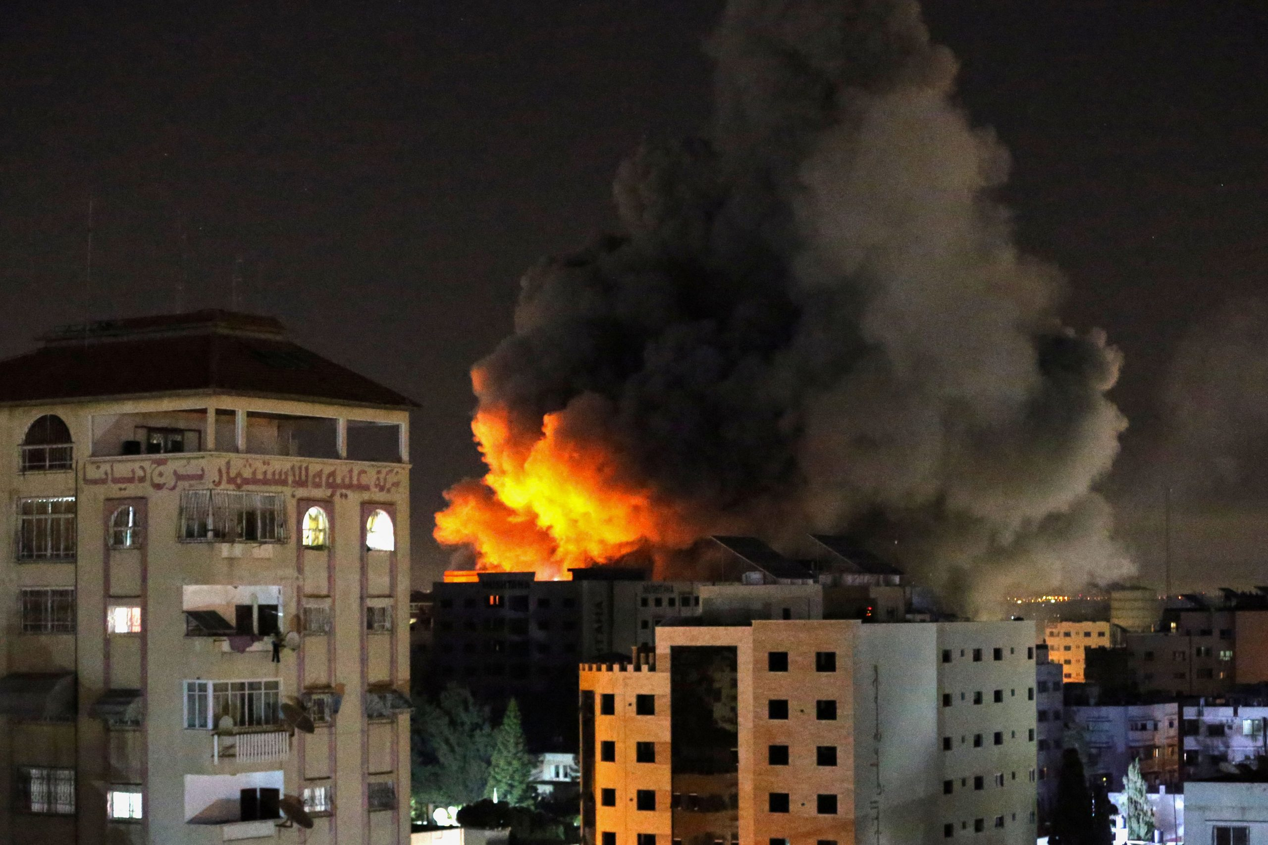 Israel strikes house of Hamas political chief in Gaza: army