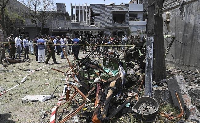 Intelligence agencies prepare report of Lahore blast
