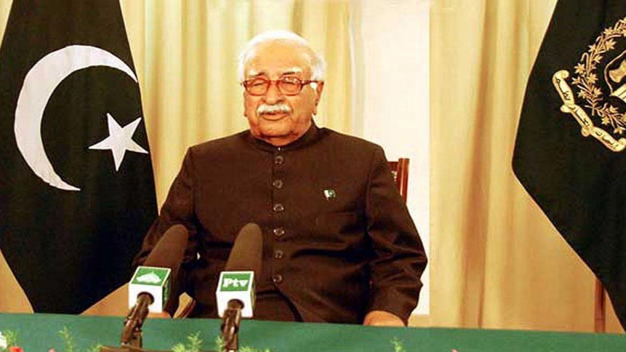 Former caretaker PM Mir Hazar Khan Khoso passes away