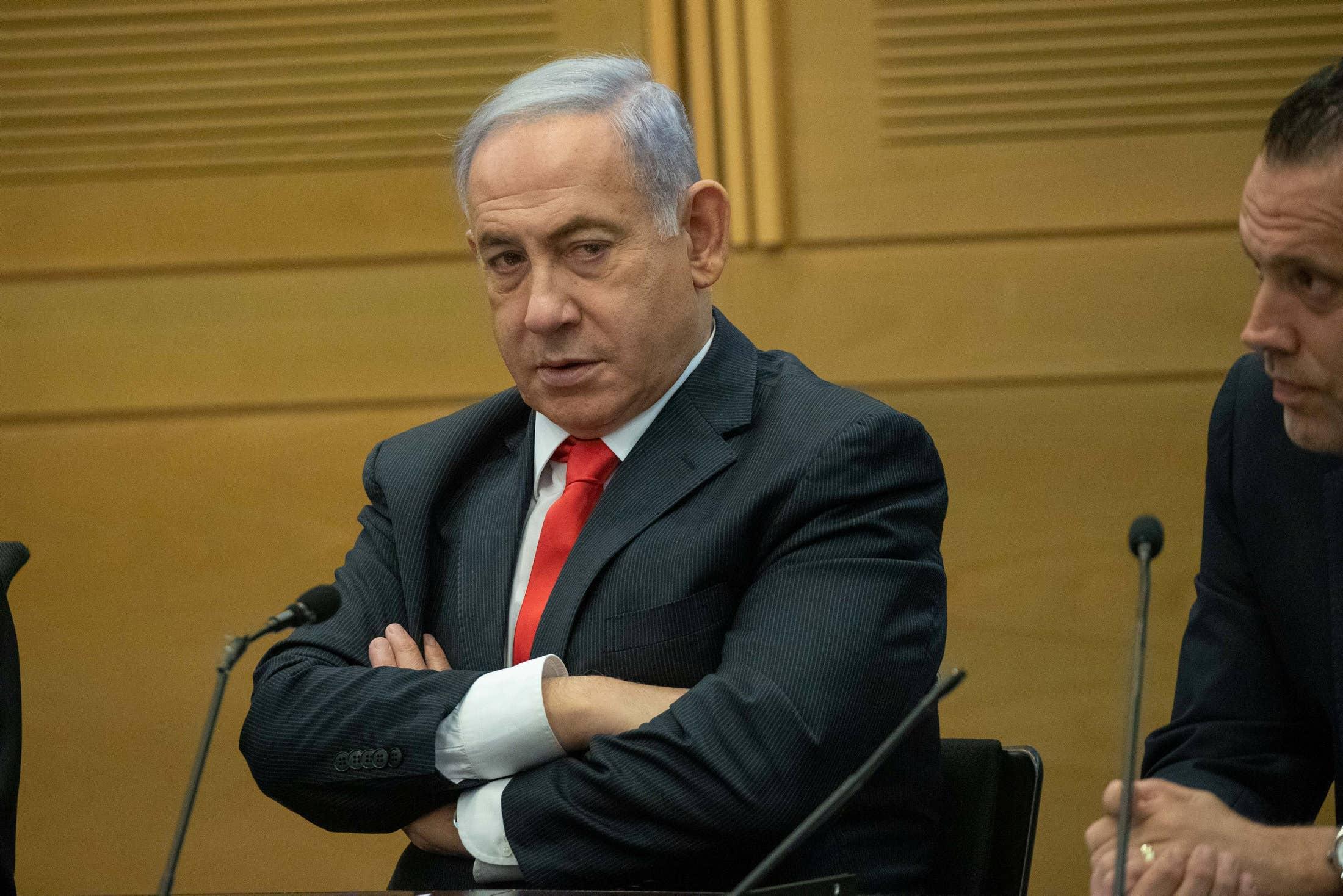 Israel's Netanyahu shredded official documents ahead of Bennett taking office