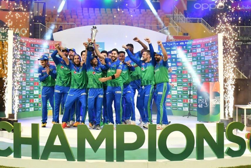 Multan Sultans defeat Peshawar Zalmi to win PSL-6 final