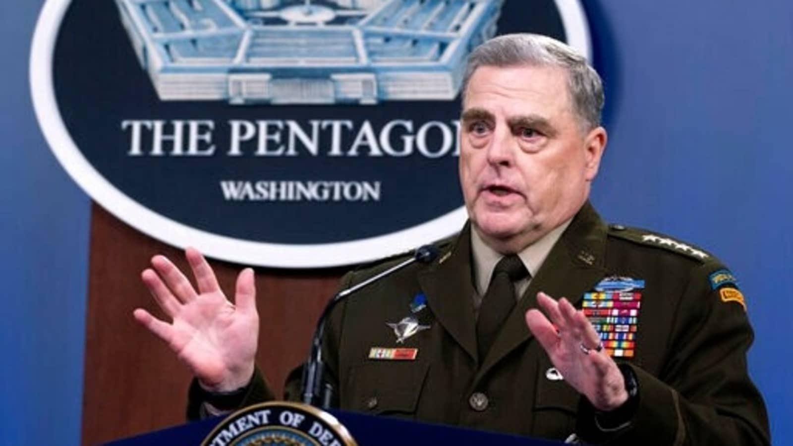 Taliban seem to have 'strategic momentum' in Afghanistan: top US general