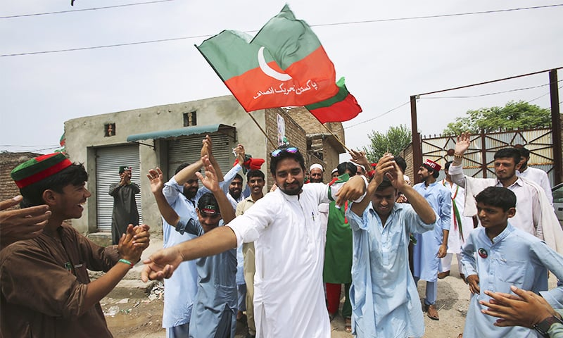 PTI emerges as leading party in Karachi Cantonment board election