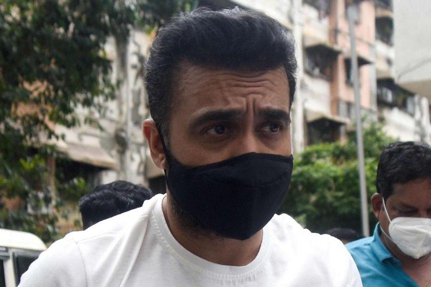 Bollywood star Shilpa Shetty's husband arrested in obscene material case