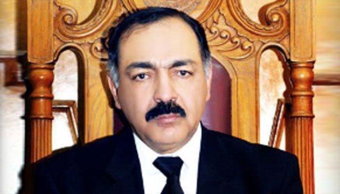 Governor Balochistan Amanullah Khan resigns